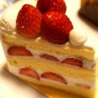 『いちごのショートケーキ』の画像