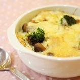 『紅花入り♪豆腐と山芋のヘルシー薬膳ドリア』の画像
