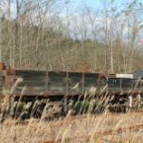 『保存貨車 小坂鉄道トラ4000形トラ4001』の画像