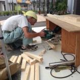 『最後?の木工工作会』の画像