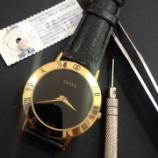 『GUCCIの時計修理お受けいたします!!』の画像