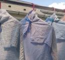 【速報】バスタオル界に革命「穴あきバスタオル」がマジで便利すぎてヤバい!