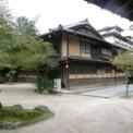 宮島の宿「岩惣」で