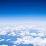 【画像】今日の空がなんかヤバいんやが…