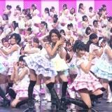 紅白歌合戦、AKB48出演時にHKT48メンバーはどこにいたか?