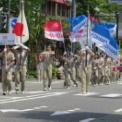 2014年横浜開港記念みなと祭国際仮装行列第62回ザよこはまパレード その69(日本ボーイスカウト神奈川連盟横浜地区カラーチーム)