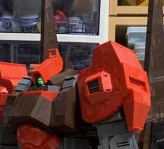 LEGOでリック・ディアス制作⑧