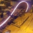 【動画あり】製鉄所での事故の様子がヤバい・・・