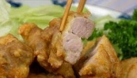 【海外の反応】鶏の唐揚げのレシピ調理