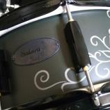 『元ラルク sakuraのスネアドラム、交換完了しました!』の画像