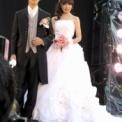 東京大学第63回駒場祭2012 その87(ミス&ミスター東大コンテスト2012・林詩遥子(ウェディング))の1