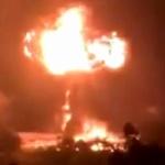 【動画】中国、またまた化学工場が爆発!巨大なきのこ雲が空に立ち上る! [海外]