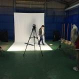 『シューティングレンジは撮影スタジオにもなりますw』の画像