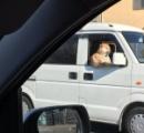 犬に車を運転させた男を逮捕。時速160kmでパトカーとカーチェイス「犬に運転を教えようとした」