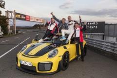 【ノーカット映像】ポルシェ・911がニュル市販車最速タイム更新! 6分47秒
