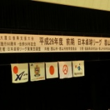 『前期日本卓球リーグ郡山大会を見に行ってきました!』の画像