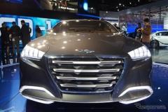 これがヒュンダイが描く未来の高級車だ!
