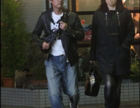 唐沢寿明(50)と山口智子(51)の最新ツーショット画像wwwww