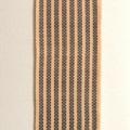 手染め糸の浮き織りマフラー(縦縞)