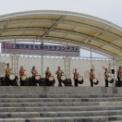 2014年湘南江の島 海の女王&海の王子コンテスト その50(太鼓集団ふじ)の1
