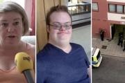 【スウェーデン】おもちゃの銃を持っていたダウン症の男性(20) 住人が通報 警察が射殺 重い障害「ママ」の言葉しか言使えず
