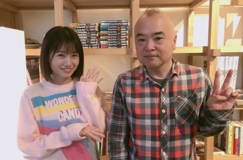 HKTの朝長美桜が「Kinki Kidsのブンブブーン!」に出演決定!のサムネイル画像