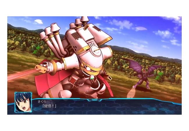 スパロボ30、DLC『サクラ大戦』が参戦!!