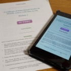 『TESOL講座 苦戦中 | Struggling with the TESOL Course』の画像