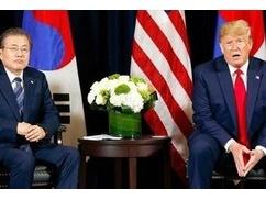 【韓国終了】ムン大統領、アメリカとの事前合意を破棄!!! トランプ大統領大激怒キタ━━━━(゚∀゚)━━━━!!wwwww