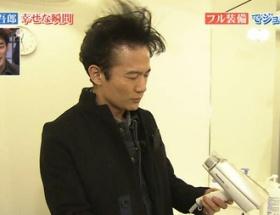 稲垣吾郎、ハゲはじめる