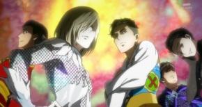 【ユーリ!!! on ICE】第11話 感想 GPファイナルの魔物恐るべし…