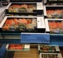 【画像】イギリス寿司チェーンの寿司、普通に美味そう