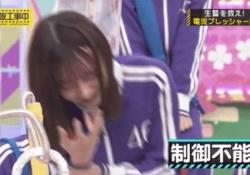 【神GIF】鈴木絢音『震えが止まらない...』←これよく放送したな....