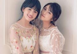 【乃木坂46】与田っちょ×桃子、胸元ゆるすぎwww 【動画あり】