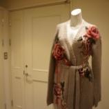 『KEITA MARUYAMA(ケイタマルヤマ)Rose Portrait Embroideryカーディガン』の画像