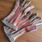 №150-7 オランジュ(プロバンスシリーズ)でかぎ編み手袋 7