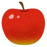 『【疑問】りんごとかナシって皮も食える???』の画像