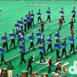 『【DCI】ショー抜粋映像! 1999年ドラムコー世界大会第1位『 ブルーデビルズ(Blue Devils)』本番動画です!』の画像