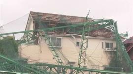 【台風15号】ゴルフ練習場「自然災害なので鉄柱の撤去以外の補償は一切しない」