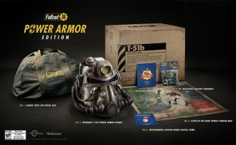 PS4版『Fallout 76 パワーアーマーエディション』が予約開始!