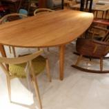 『【土井木工の変形テーブル】土井木工のオリジナル変形テーブルの心地良さ』の画像