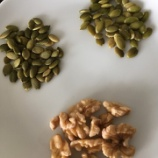 『ナッツや種を発芽させる』の画像