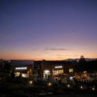 『夕焼け・富士山・南町田グランベリーパーク 2019/11/18』の画像