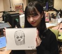 【乃木坂46】金川紗耶の描く「ももこさん」が怖すぎるww