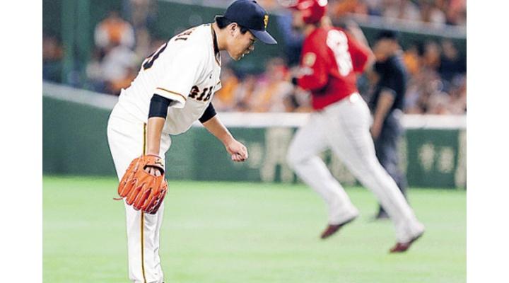 巨人・尾花コーチ「田口にはもうちょっと高いレベル求めたい」