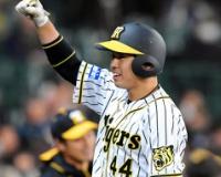 阪神 打てる捕手梅野! ←打率.253