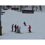 『週末は天気も雪も良く楽しめました!』の画像