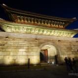 『韓国  夜の東大門と屋台のご飯チェック!』の画像