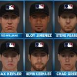『【MLBパーフェクトイニング2019】※報酬配布完了※選手の名前を当てよう!イベントのご案内』の画像