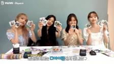 IZ*ONE、「DICON」ポラロイドデコレーション動画3公開(イェナ&ウォニョン&チェヨン&チェウォン)